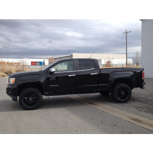Chevy Colorado Lifted Single Cab