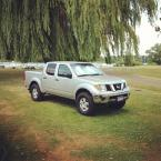 2005 Nissan Frontier 4x4 3' Traxda Level Kit 33' BF Goodrich Rugged Terrain