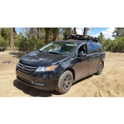Lifted Honda Odyssey >> Traxda Honda Lift And Level Kits By Truxxx